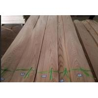 Quality P/S Cut Natural Wood Veneer Premium Eco Friendly Mountain Grain Wood Veneer for sale