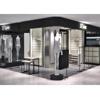 Buy cheap Chain Store Garment Shop Display Stands , Luxury Clothing Display Fixtures from wholesalers