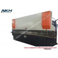 Quality 160T×6000mm CNC Hydraulic Press Brake Bending Machine With 300mm Throat Depth for sale