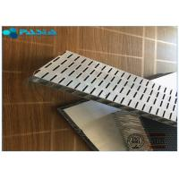 Quality Sound Proof Aluminum Honeycomb Sandwich Panels Tooled Surface Treatment for sale