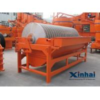 Quality Reliable Magnetic Separation Equipment Permanent Wet Drum Magnetic Separator for sale