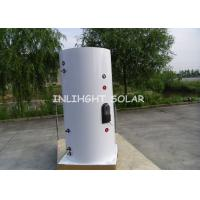 China 400L Split Solar Water Heater Tank Color Steel With Single Coil For Water on sale