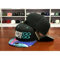 Quality Personalized private labels custom design flat brim embroidery logo snapback hats caps for sale