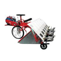 Agriculture Rice Planting Machine 5.5HP 8 Row Rice Transplanter