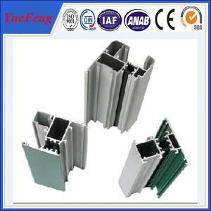 Quality Hot! selling aluminium profiles for windows factory/ building aluminium section profile for sale