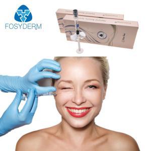 2ml HA Injectable Dermal Filler For Fine Wrinkles