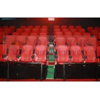 Quality 4D cinema equipment , upgrade old 3D 4D cinema , reconstruction cinema system for sale