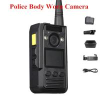 Quality 2 Meters Shock-proof IP65 Police Camera 2 Way Intercom Ambarella A7 2'' Police Body Camera for sale