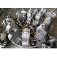 Quality Steel Jaw Crusher Wear Parts / Hammers And Impact Plates For Impact Crushers for sale