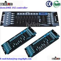 Quality 192 sound activated dmx controller for sale