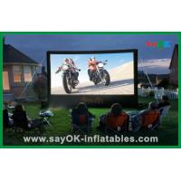 Quality Giant Inflatable Movie Screen For Kids Blow Up Movie Screen for sale