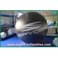Quality 0.18mm / 0.2mm PVC Advertising Inflatable Helium Balloon With Logo Print for sale