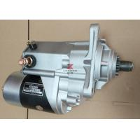 Quality 1-81100-141-1 High Quality Excavator Starter Motor 6BG1 Excavator Replacement Parts For Digger for sale