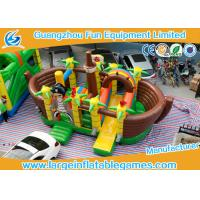 Buy cheap Durable Pirate Themed Inflatable Pirate Boat / Inflatable Bounce House from wholesalers