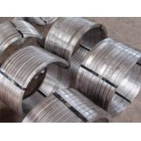 Quality Industrial 321 Stainless Steel Forgings , Forged Rolled Rings ASTM JB4728 DIN EN for sale