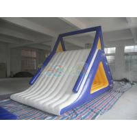 Quality Gigantic Inflatable summit Water Slide For sales for sale
