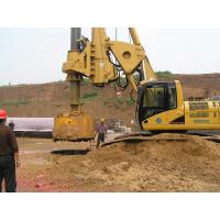 China Rotary Drilling Rigs TR220 Technical Specifications Max drilling depth  60-66m Whole machine weight  65T for sale