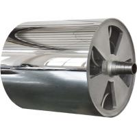 Quality Corrosion Resistance Finished Mirror Roller For The Surface Embossing In PVC , PE , PC for sale