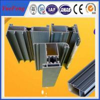 Quality Aluminium doors and windows designs, casement aluminum window frame extrution for sale