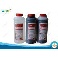 Quality Flammable 1L CIJ Ink Small Character Willett Inkjet Strong Penetration for sale