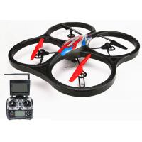 Quality 6 - Axis Gyro Big 2.4G Mini Quadcopter With Camera Professional for sale