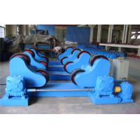 Buy cheap Self Alignment Pipe Turnig Rolls U Type Open Mouth Welding Rotate Tanks Welding Rotator With Remote Control Box from wholesalers