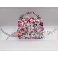 Quality Aluminum Lining Travel Cooler Bag Special Printing Design For Office Workers / Students for sale