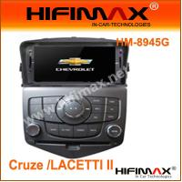 Quality 7''Car DVD GPS (DVB-T optional)special for Chevrolet Cruze /LACETTI II for sale