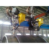 Quality High Effective Column And Boom Manipulator With Two Welding Head On The Boom for sale