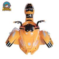 China Shopping Mall Electric Bumper Cars Battery Operated  Fiberglass Steel Material on sale
