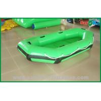 Quality Children Green PVC Inflatable Boats Commercial Inflatable Water Toys for sale