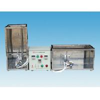 Quality UL62-3839 Flammability Test Equipment AC220V Automatic Operation Single Vertical Burning Wire for sale