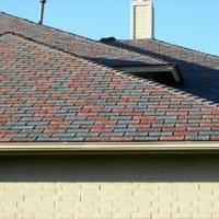 China Plastic Slate/Cedar Shingles with Wind Lift Resistance, Made of PEP Material on sale