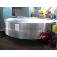 Quality Heavy Machinery 304L 310S 316L Stainless Steel Forgings , Rolled Ring Flange Forging for sale