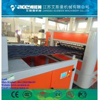 Buy PVCPlasticGlazedTileMachineryProduction Line/pvcPVCCorrugatedRoofingSheet Production Line at wholesale prices