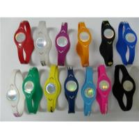 China Power balance wristband on sale