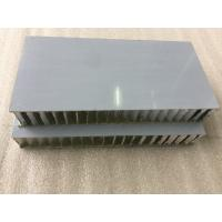 Quality White PVDF / FEVE Paint Aluminium Honeycomb Composite Panel Sound Insulation  for sale