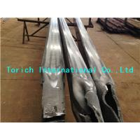 Quality JIS G 3466 Forming Welded Carbon Steel Square Tubes for General Structure for sale