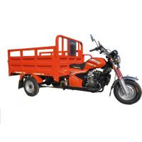 China Chongqing Carrier Cargo Motor Tricycle Trike With Cabin Customize Color for sale