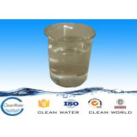 Solid Content ≥ 40% Flocculant Poly Dadmac Dynamic Viscosity 8000-12000 Colorless Or Light Color Liquid