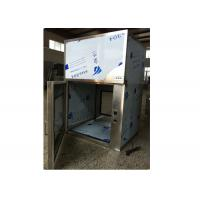 Quality DOP Dynamic Air Shower Pass Box For Biological Pharmaceutical , ISO for sale