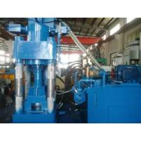 Quality Hydraulic Drive Briquette Machine Stable Operation For Compress Metal Sawdust for sale
