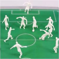 Quality model white player figure,1:50 model white figures,football player figures,architectural model figures,ABS player people for sale