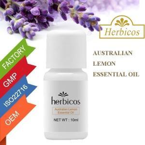 Quality Herbicos Australian Lemon Essential Oil For Skin Whitening 10ml for sale