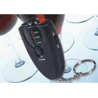 Quality According the Alcohol concentration display three level result Breath Alcohol Tester for sale