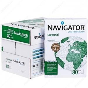 Quality Quality White Navigator A4 Copy Paper 70gsm/75gsm 80gsm for sale