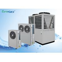 Quality 10KW EVI Air Source Heat Pump Cold Weather Heat Pump Anti Freeze for sale