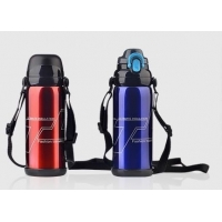 Quality BPA Free Reusable SUS 201 Thermos Vacuum Insulated Bottle for sale