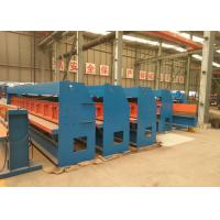 Quality PPGI Galvanized Sheet Hydraulic Cutting Machine 2-3mm Thickness 3m Width for sale