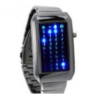 Buy cheap The Warp Core-Japanese Style Blue LED Watch from wholesalers